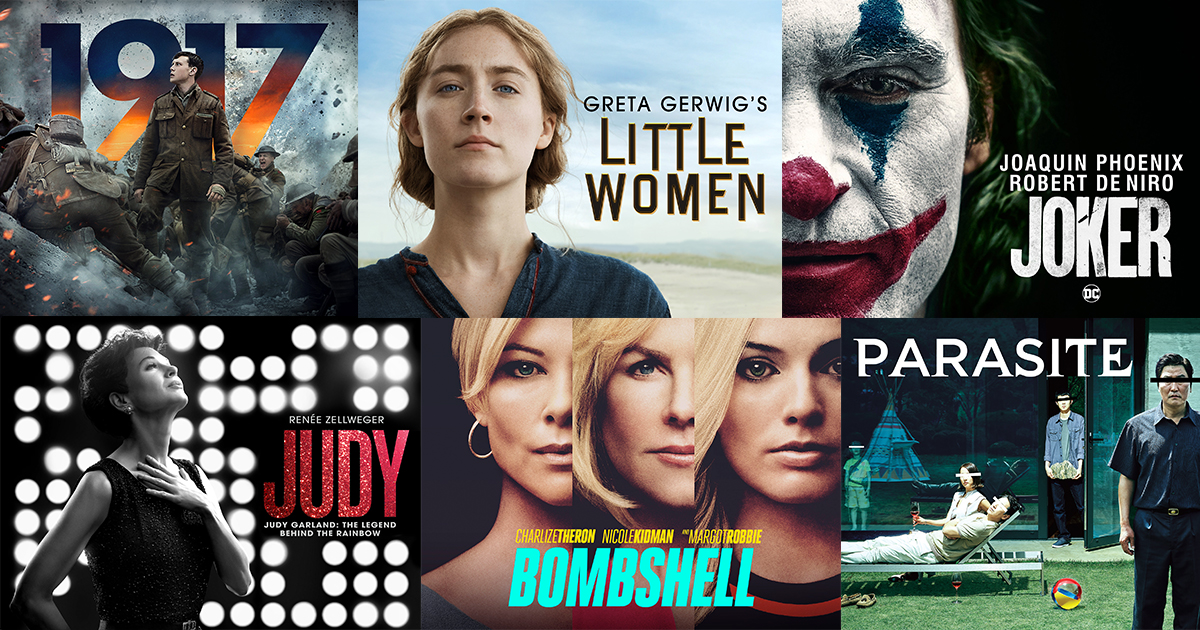 Catch These Oscar Winners With FTC's Video on Demand